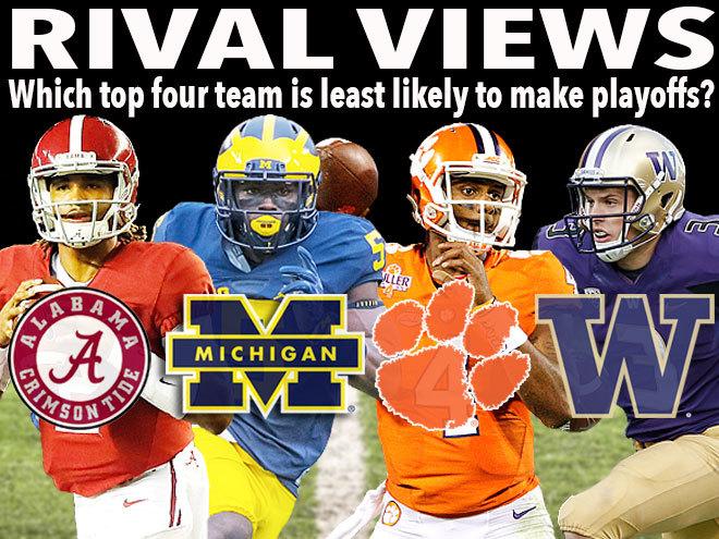 Best games of Week 9 in college football
