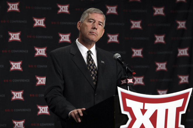 Bowlsby: Some in league feel Baylor scandal 'sullied' image