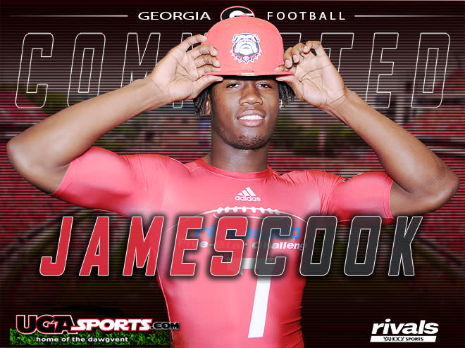 Miami Central RB James Cook commits to Georgia