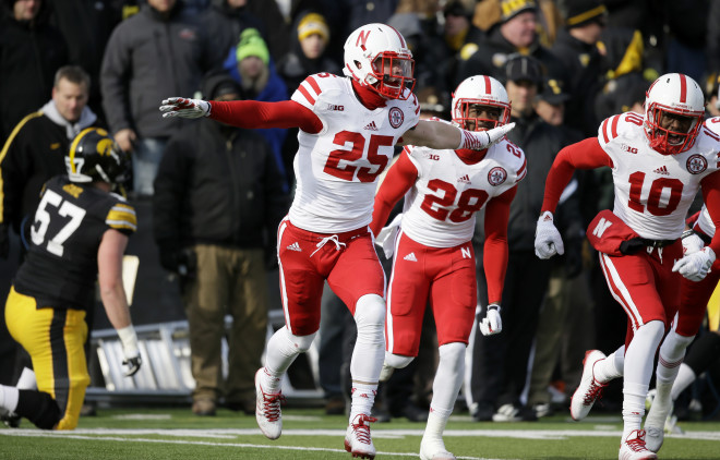 Nebraska senior Nate Gerry comes in as our top safety in the Big Ten going into the 2016 season.