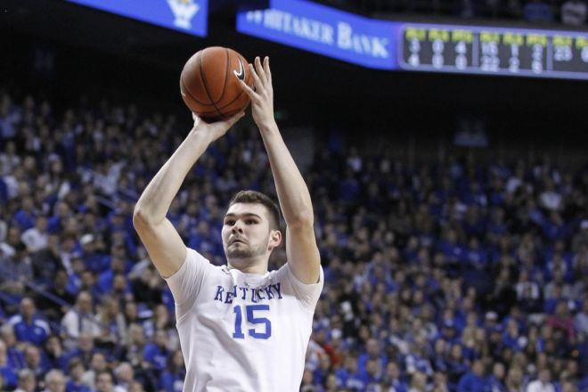 Humphries becomes fifth Kentucky player to enter NBA draft