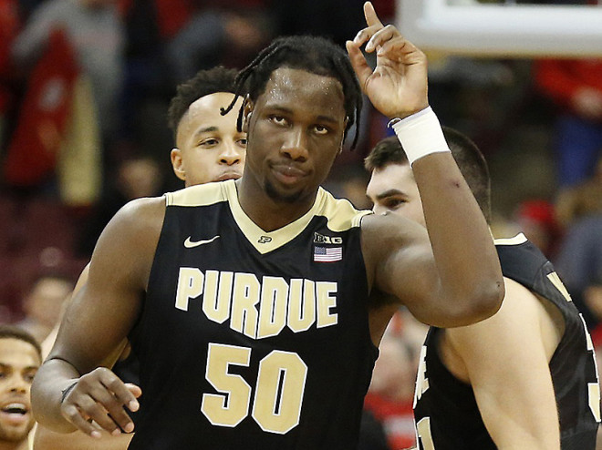 Portland takes Purdue's Swanigan 26th in NBA Draft