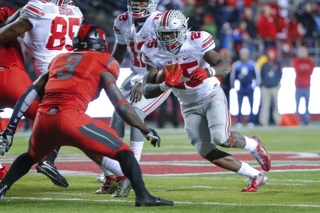 Ohio State dismisses running back Bri'onte Dunn