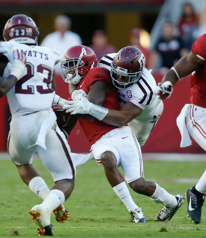 Notebook: Nick Saban looking at options on how to replace Eddie Jackson