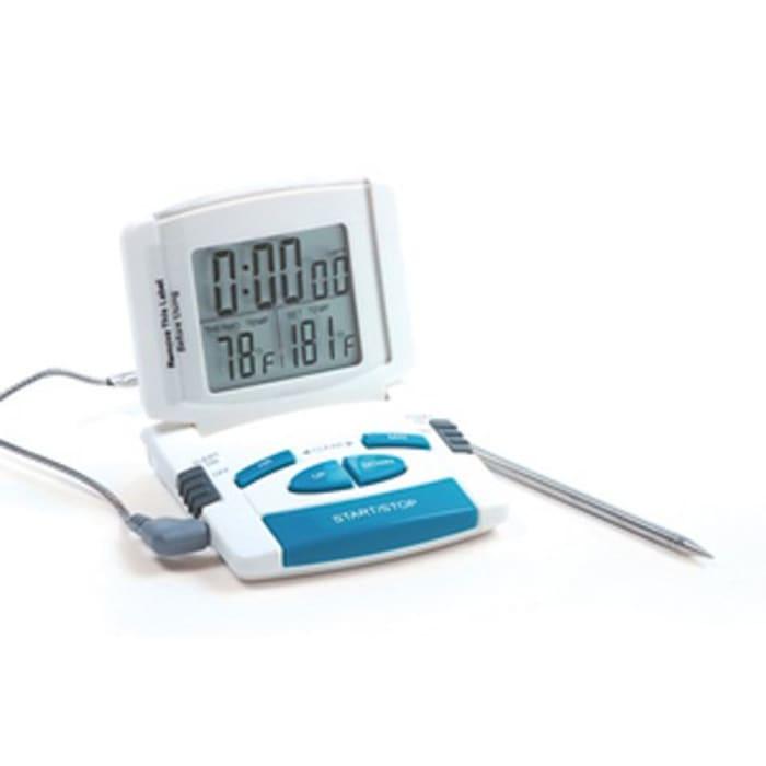 Norpro Digital Probe Thermometer Timer 5977