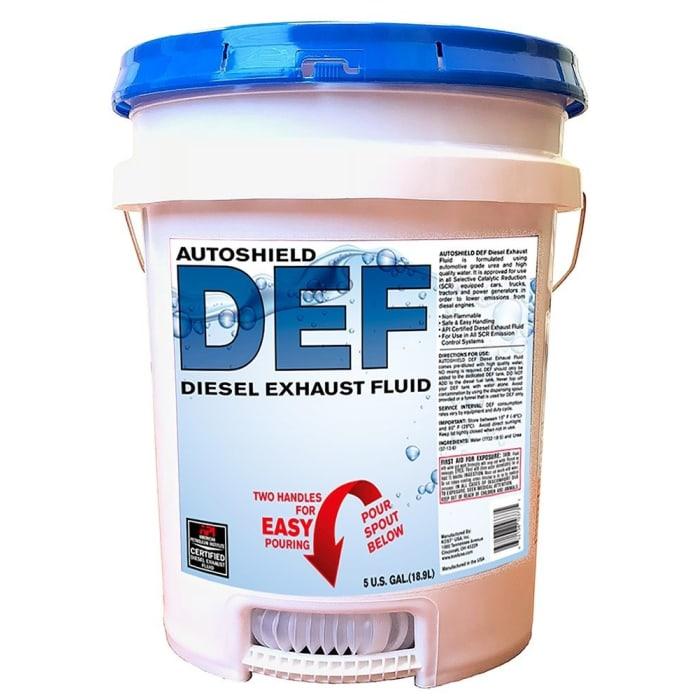 Diesel Exhaust Fluid >> Autoshield Def Diesel Exhaust Fluid 11822