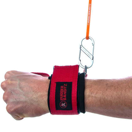 Strike Stability Wrist Cuffs