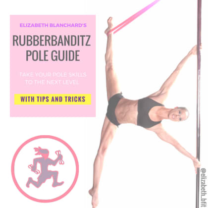 The Fundamentals of Pole Fitness Training with Bands