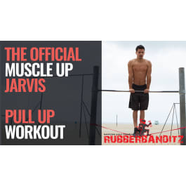 Scaling Calisthenics Pull Ups by @Muscle_up_jarvis WCO Master Trainer