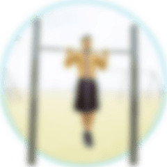 Assisted Pullups With Resistance Bands