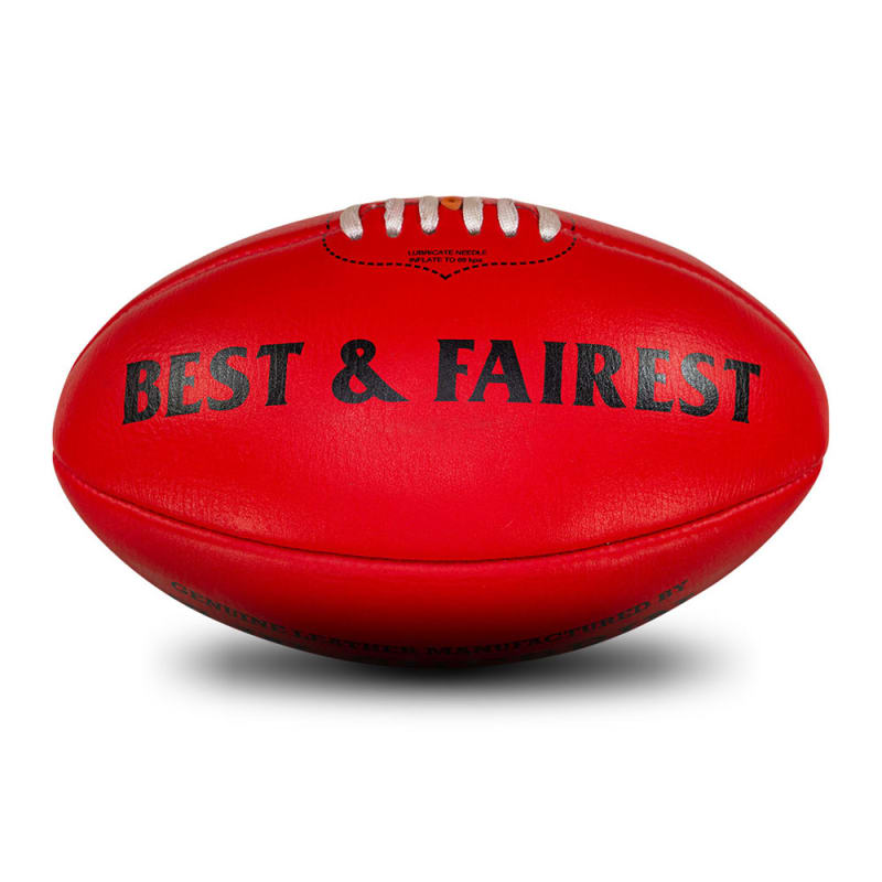 Best & Fairest Football