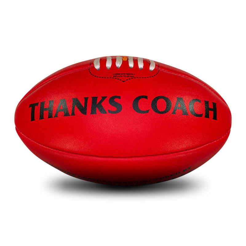 Thanks Coach Football