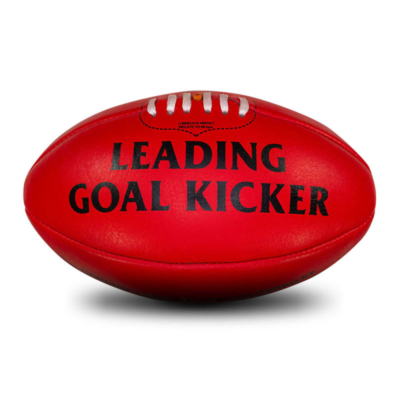 Leading Goalkicker Ball