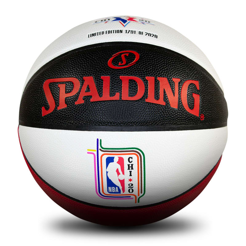2020 Official NBA All Star Chicago Money Ball - Limited Edition