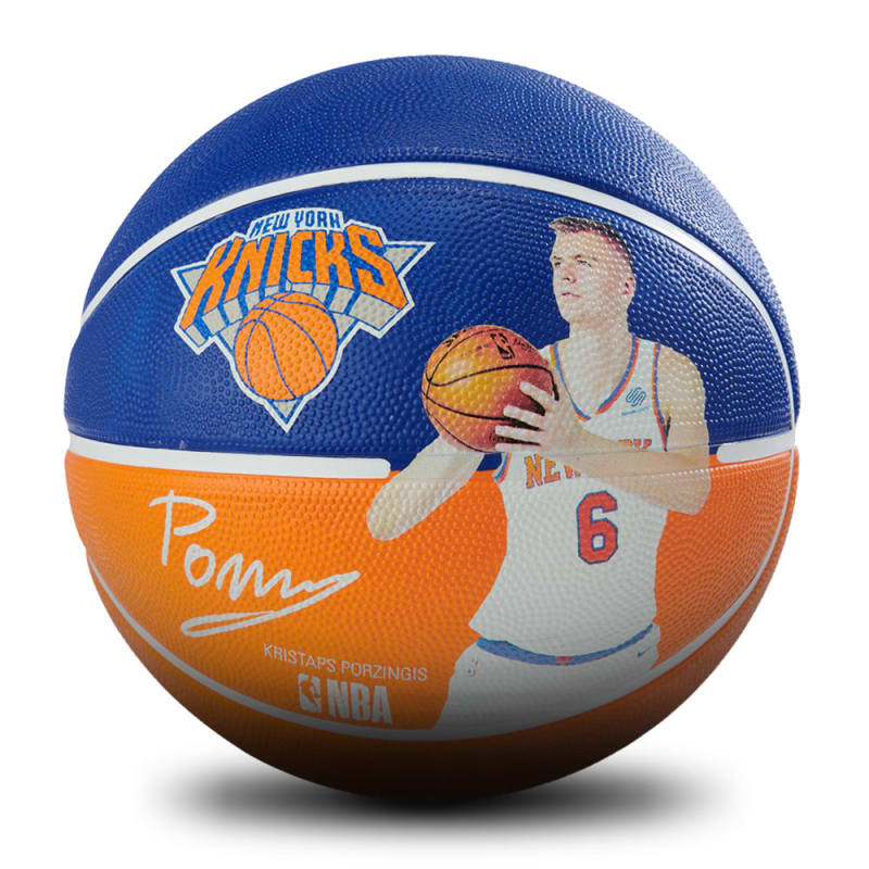 NBA Player Series - Kristaps Porzingis