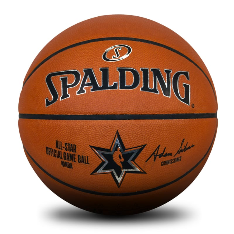 2020 NBA All Star Official Game Ball - Chicago