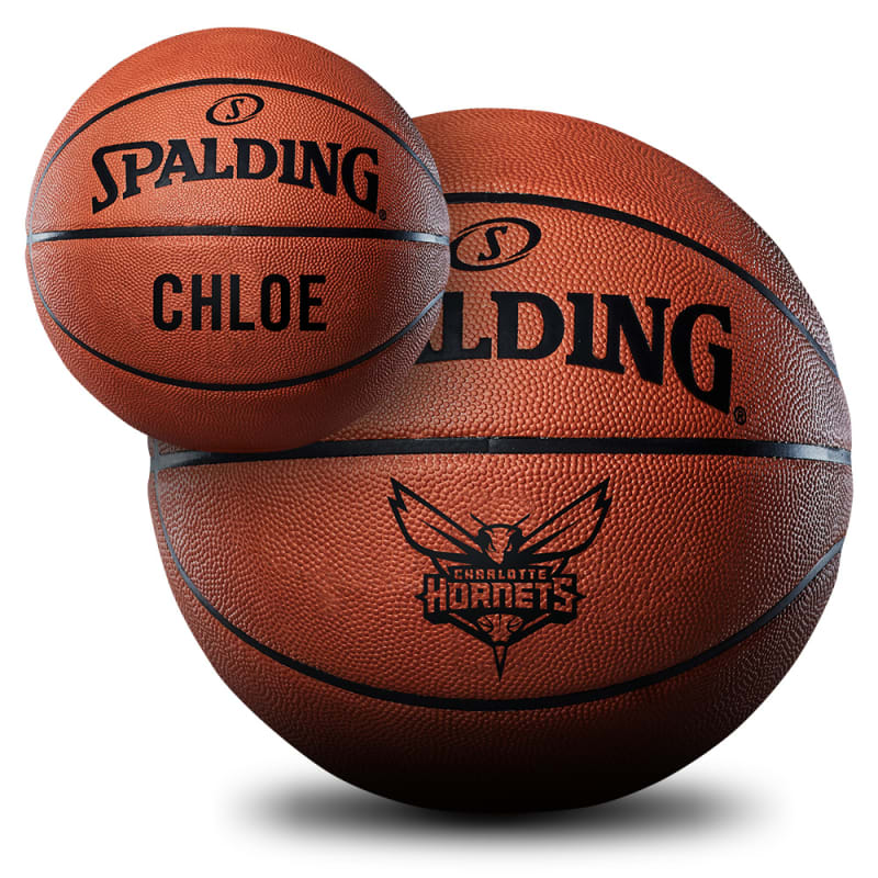 Personalised NBA Team Basketball - Grip Control