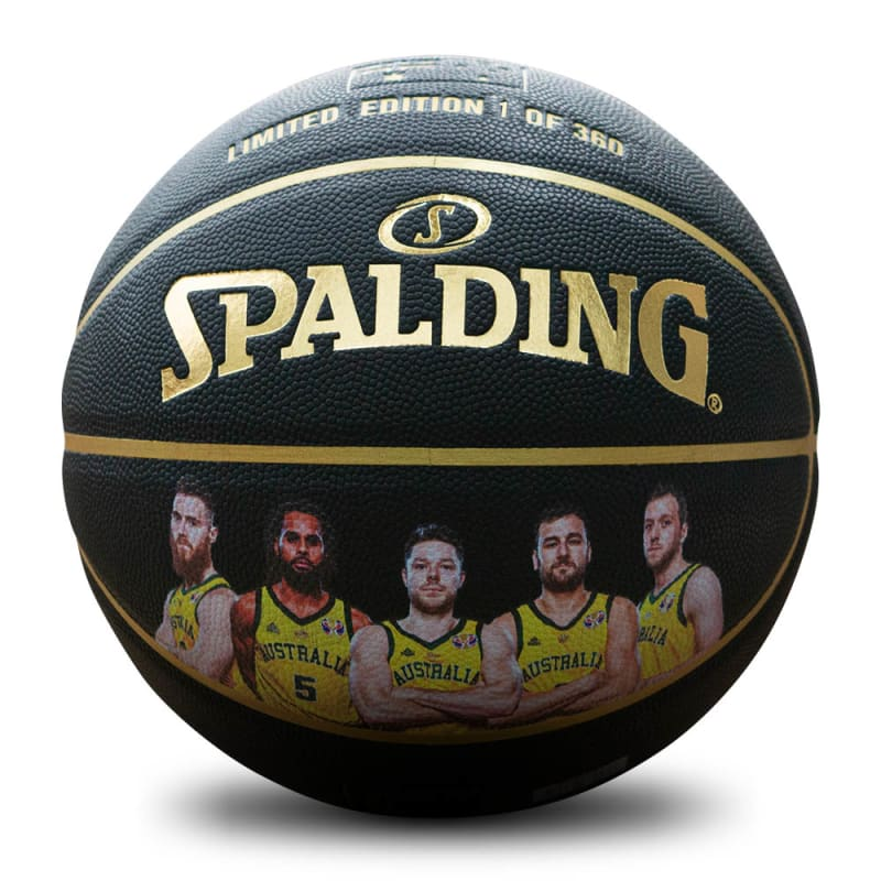 Australian Boomers Basketball - Limited Edition