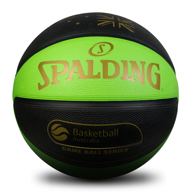 TF-FLEX - Basketball Australia - Green/Black