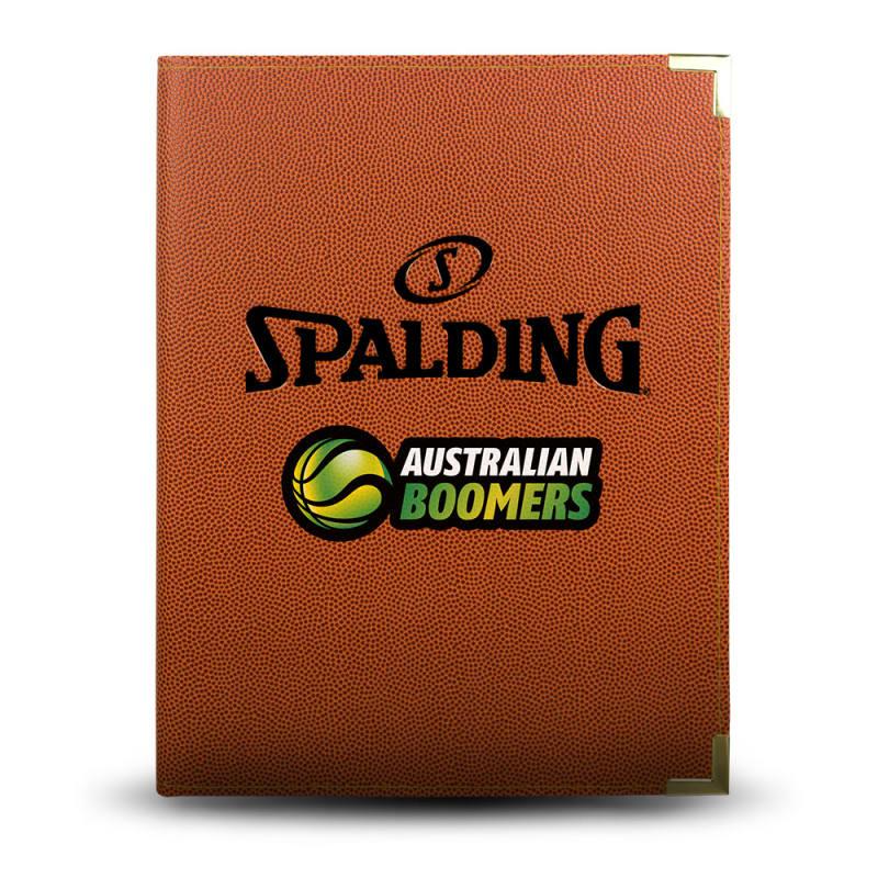 Boomers Folder - A4 Orange