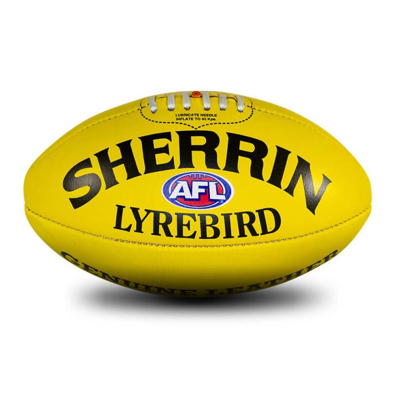 Lyrebird - Yellow Size 5