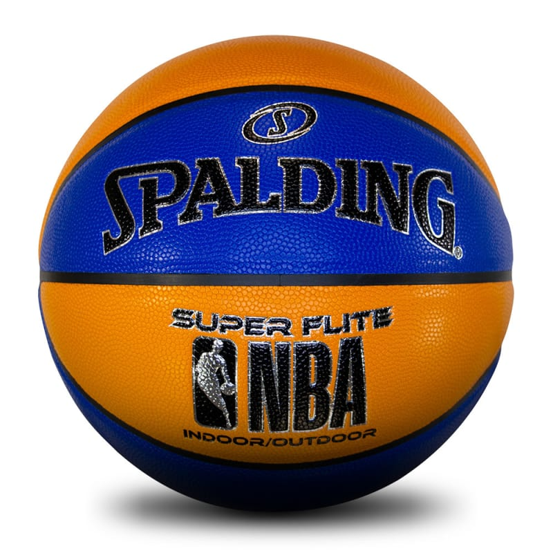 NBA Super Flite - Blue & Orange - Size 7