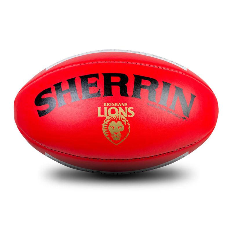 Brisbane Game Ball - Red
