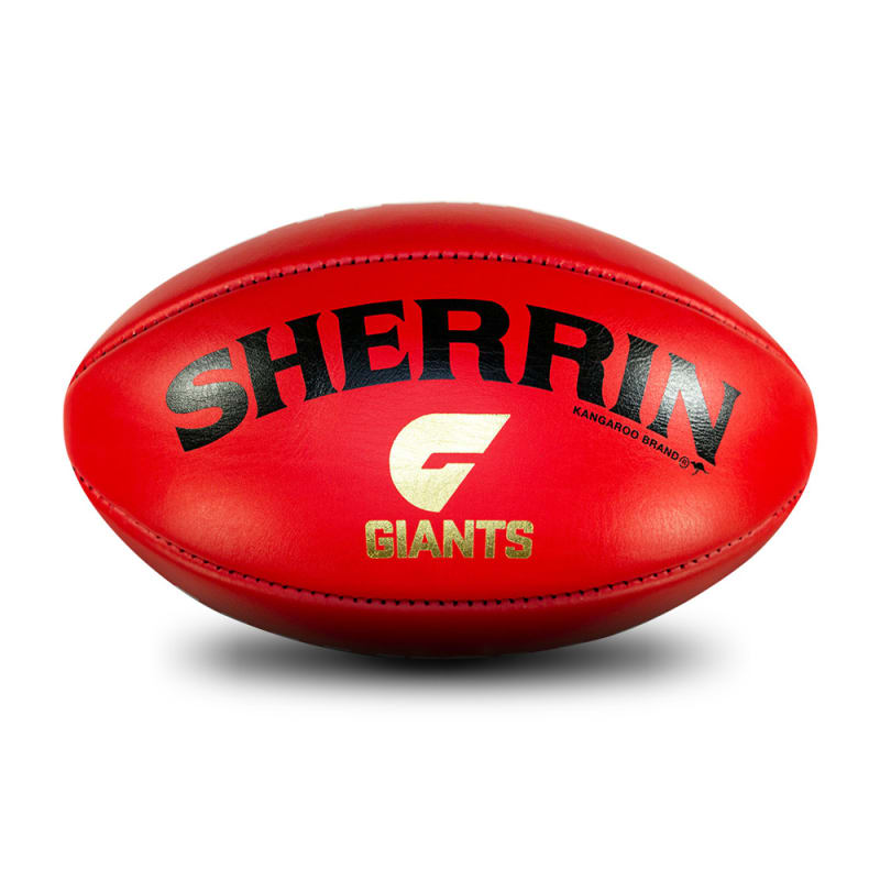 GWS Game Ball - Red