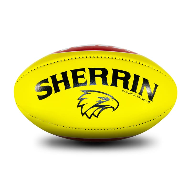 West Coast Game Ball - Yellow