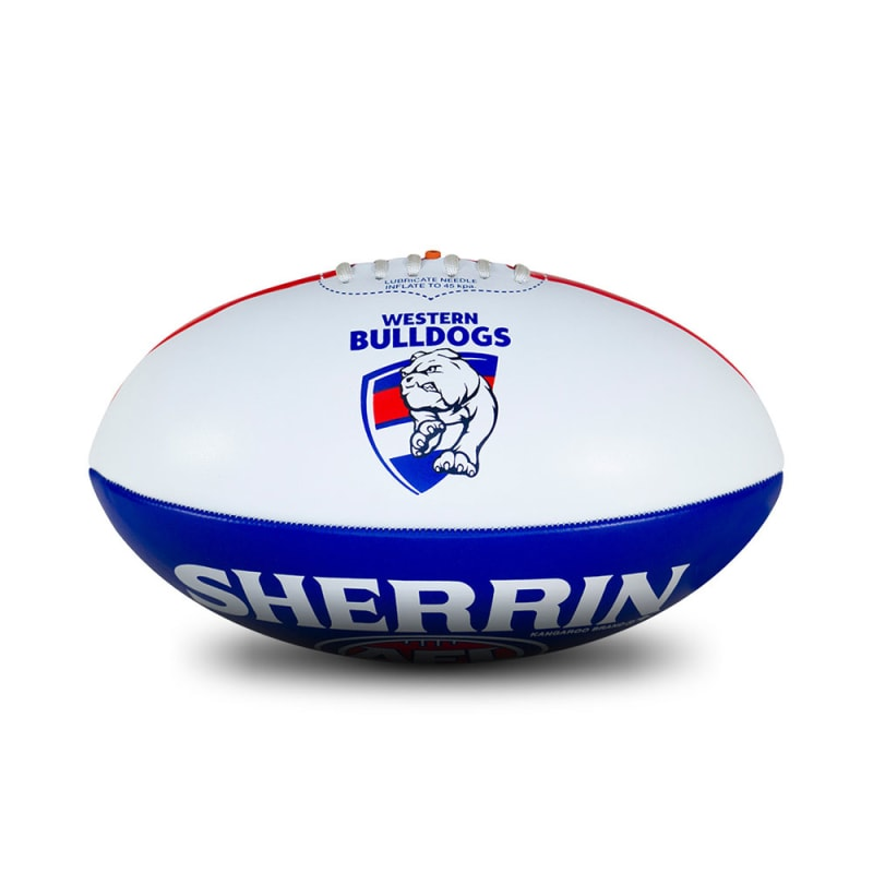 Autograph Ball - Western Bulldogs