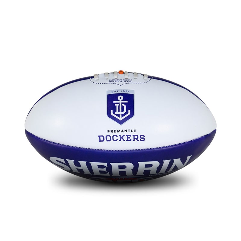 Personalised Fremantle Ball - Size 3