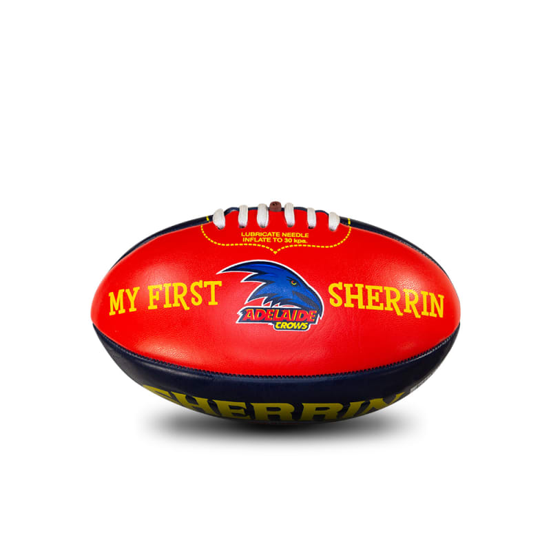 My First Sherrin - AFL Team - Adelaide Crows