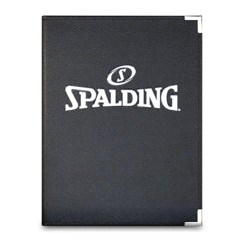 Spalding Folder - A4 Black