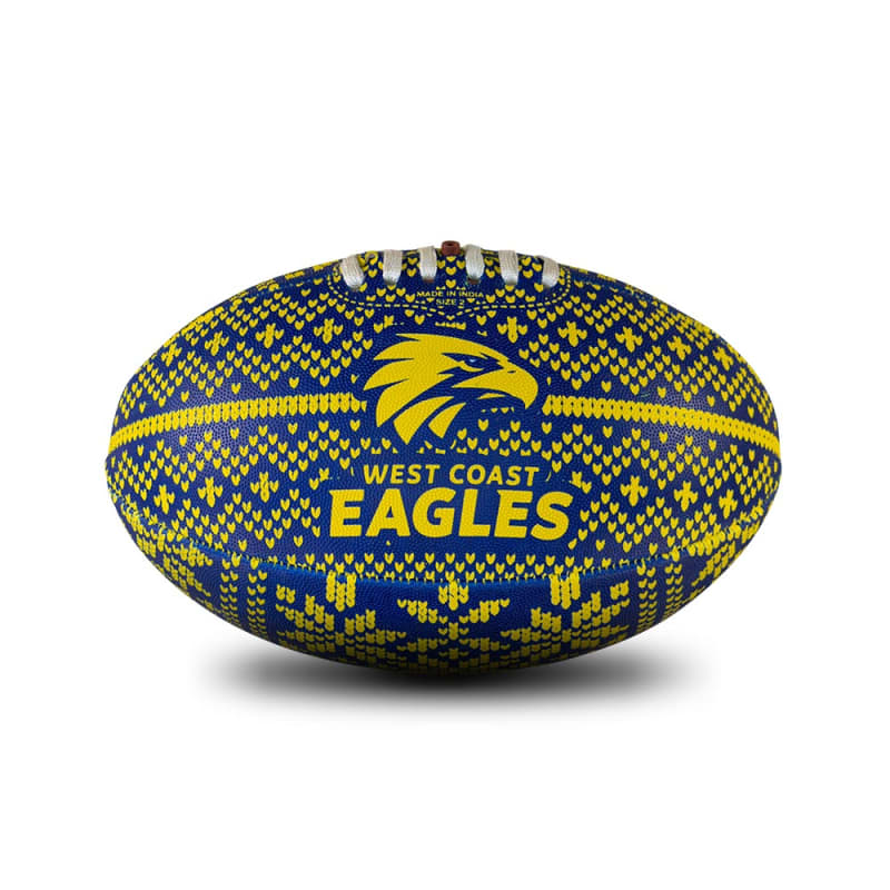 Sweater Ball - West Coast Eagles