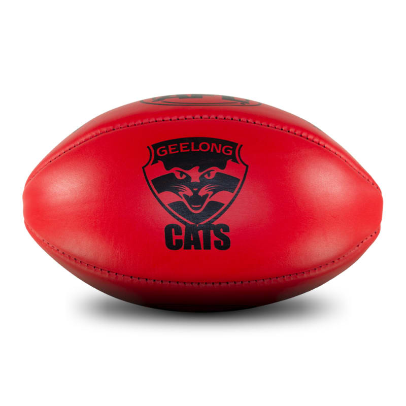 Personalised Leather KB Red - Geelong
