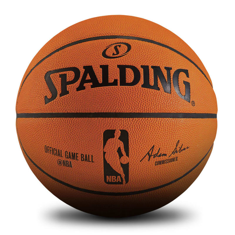 Official NBA Leather Game Ball