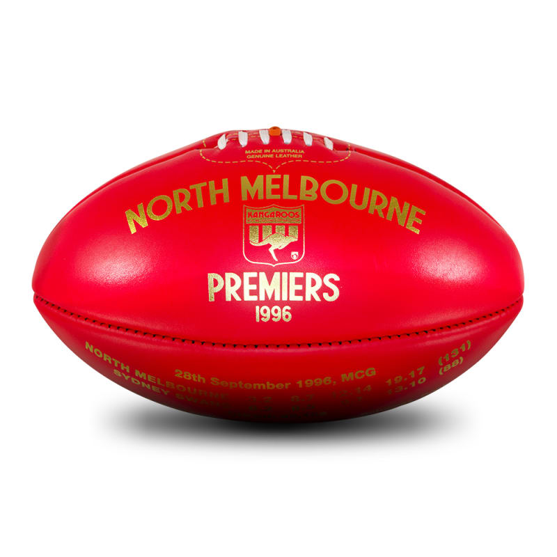 1996 Premiers Ball - North Melbourne Kangaroos