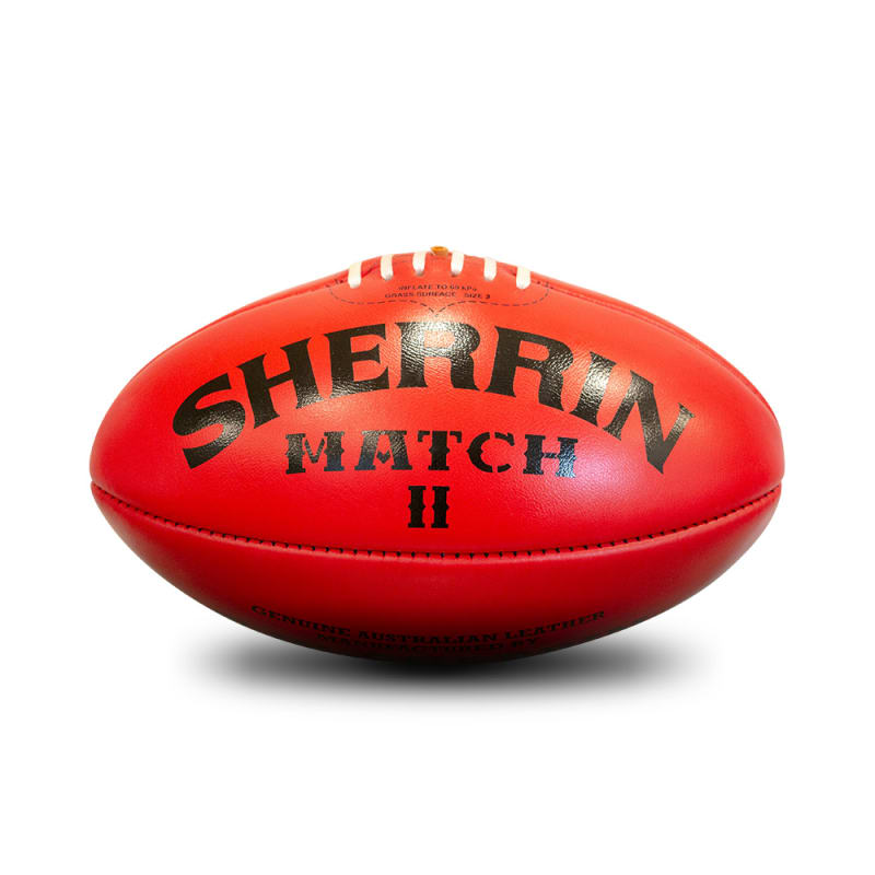 Match Game Ball - Red -Size 3