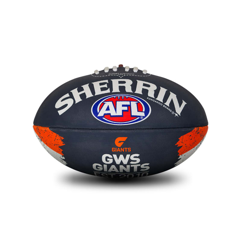 Song Ball - GWS Giants