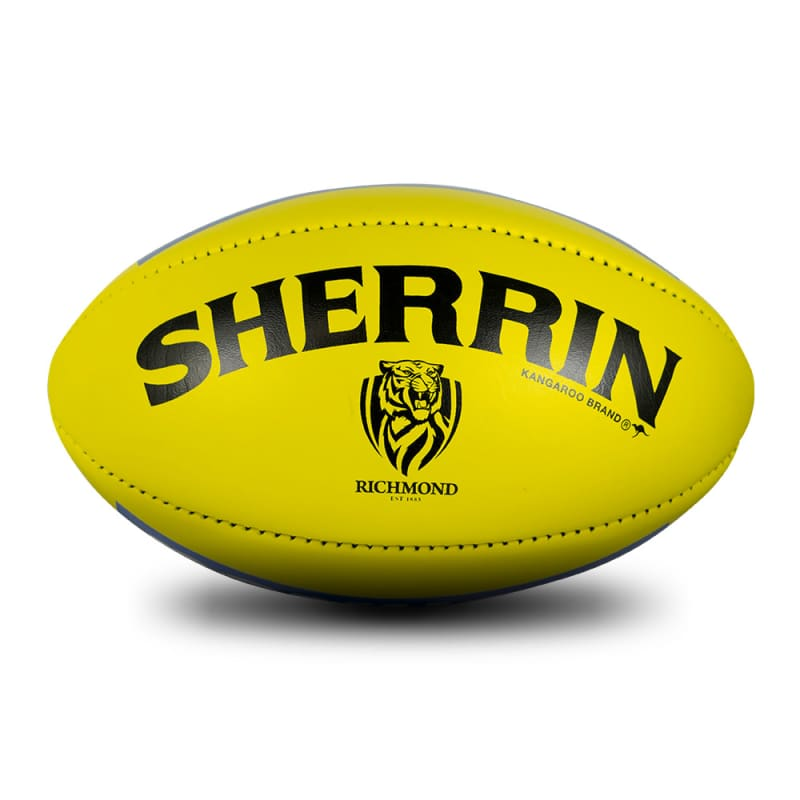 Richmond Game Ball - Yellow