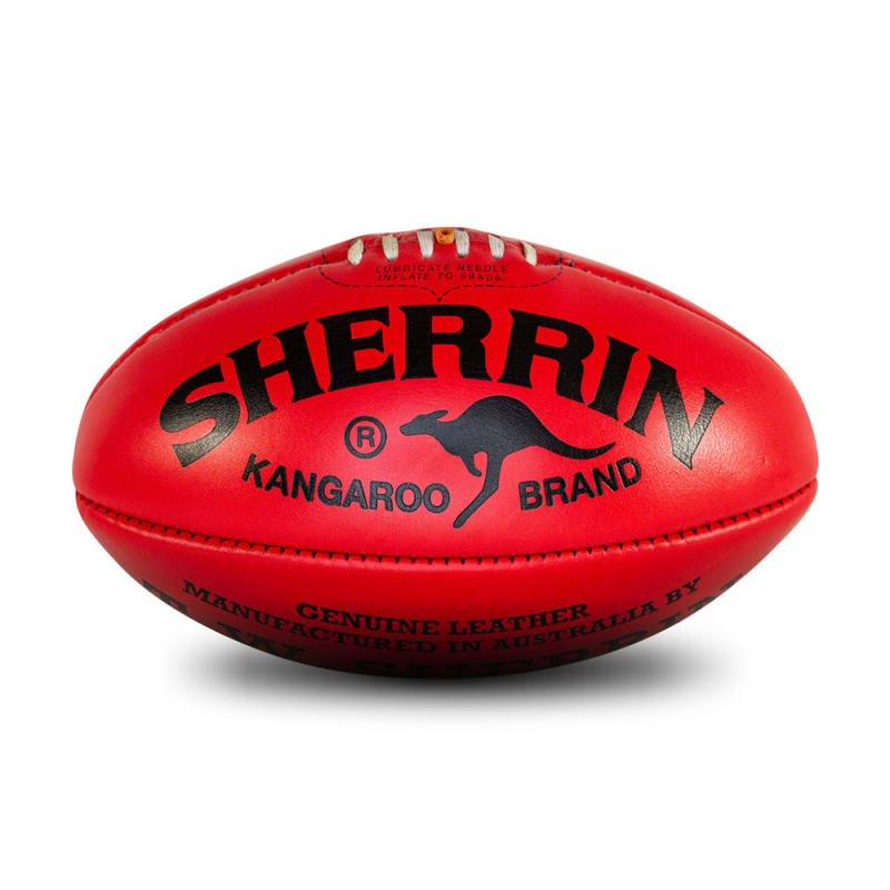 KB Game Ball - Red - Size 4