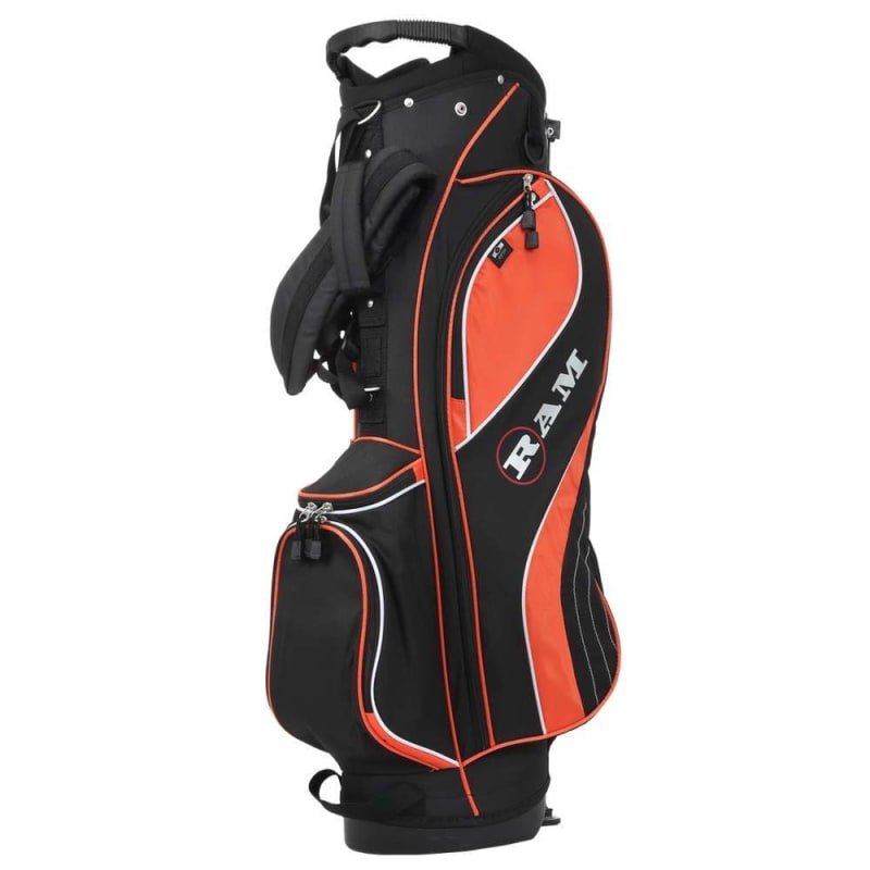 f080521cdc Ram Golf Pro Series Men s Stand Bag - GolfGear.co.uk - GolfGear