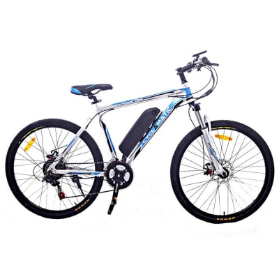 Cyclamatic CX3 Pro Power Plus Alloy Frame eBike-Blue