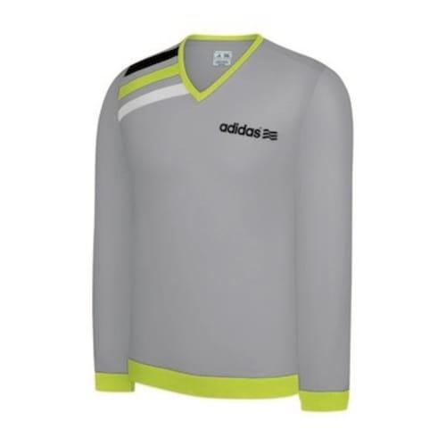Adidas Mens V Neck Sweater