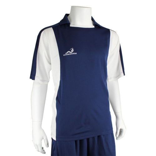 Woodworm Pro Series Training Shirt Navy