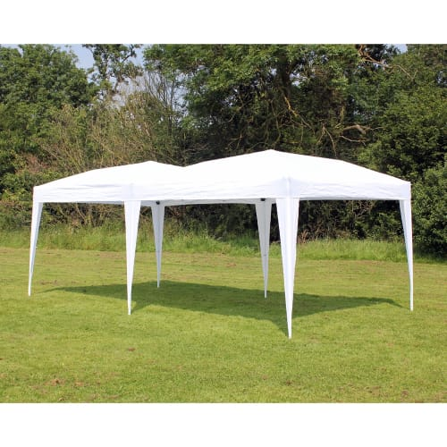 Palm Springs 10 x 20 EZ POP UP Canopy NO SIDEWALLS