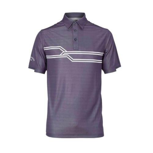 Callaway Kristoffer Polo Chest Design