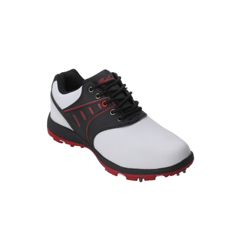 Confidence Golf V3 Golf Shoes White/Black