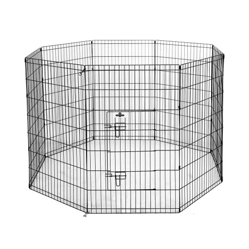 Confidence Pet Metal Dog Playpen - 2X Large