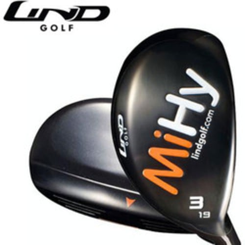 Lind Golf MiHY Hybrid Rescue Wood